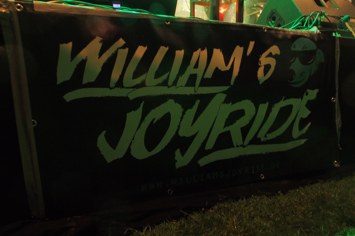 William's Joyride Musikband Koblenz